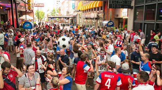 PPL World Cup Watch Party 2014