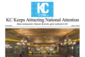 KC Keeps Attracting National Attention